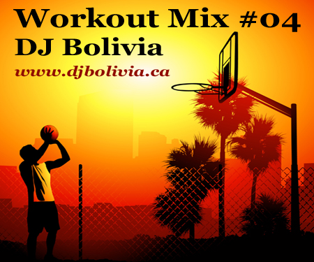 Soporific Airs (DJ Bolivia): Upbeat Workout Music, Mix #04